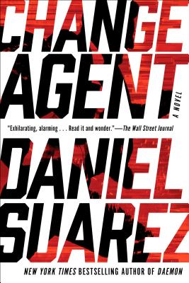 Cover for Change Agent