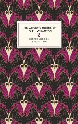 The Ghost Stories Of Edith Wharton (VMC Designer Collection,Virago Modern Classics) Cover Image