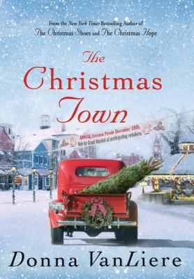 The Christmas Town Cover