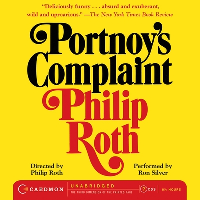 Portnoy's Complaint Cover Image