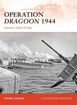 Operation Dragoon 1944 Cover