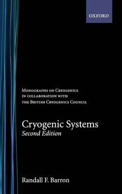 Cover for Monographs on Cryogenics