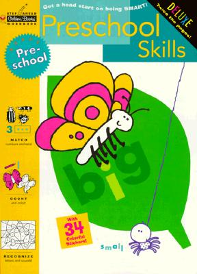 Preschool Skills (Preschool) (Step Ahead) Cover Image