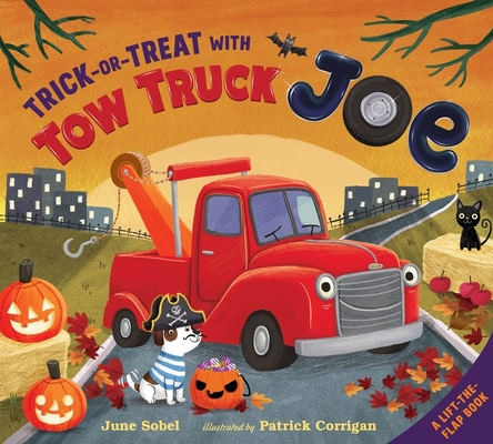 Trick-or-Treat with Tow Truck Joe Cover Image