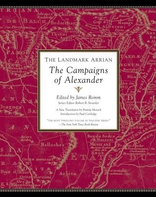 The Landmark Arrian Cover