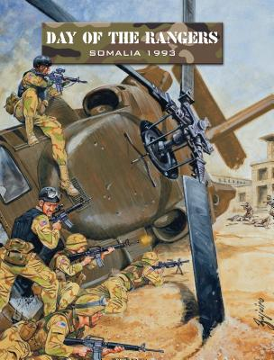 Day of the Rangers: Somalia 1993 Cover Image