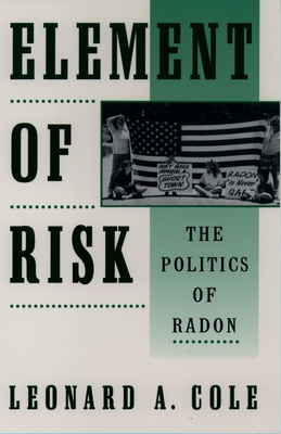 Cover for Element of Risk