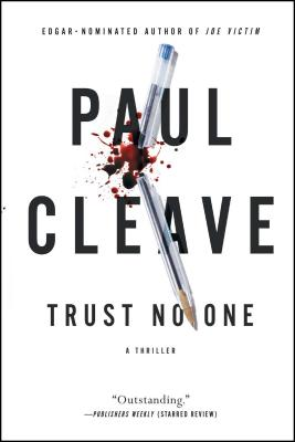 Trust No One: A Thriller Cover Image