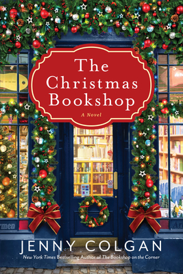 The Christmas Bookshop: A Novel Cover Image
