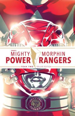 Cover for Mighty Morphin Power Rangers Year Two Deluxe Edition