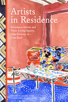 Cover for Artists in Residence