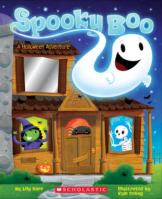 Spooky Boo! A Halloween Adventure Cover Image