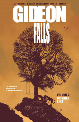 Cover for Gideon Falls Volume 2