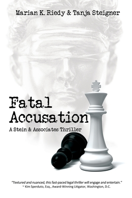 Cover for Fatal Accusation