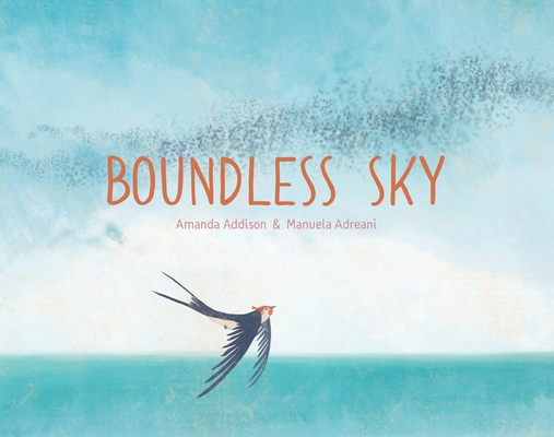 Cover for Boundless Sky