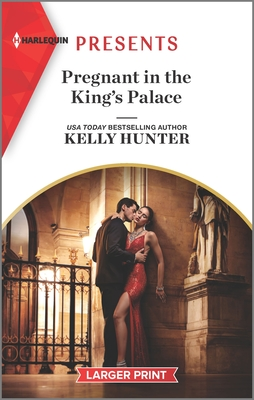 Pregnant in the King's Palace: An Uplifting International Romance (Claimed by a King #4) Cover Image