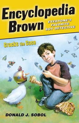 Encyclopedia Brown Cracks the Case Cover Image