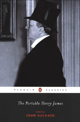 The Portable Henry James Cover
