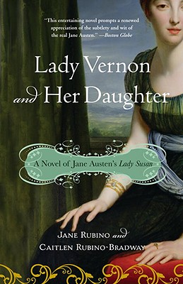 Cover for Lady Vernon and Her Daughter