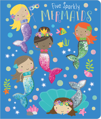 Five Sparkly Mermaids Cover Image