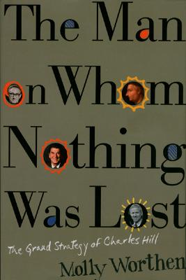 The Man on Whom Nothing Was Lost Cover