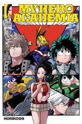 My Hero Academia, Vol. 8 (My Hero Academia  #8) Cover Image