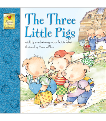 The Three Little Pigs (Keepsake Stories) Cover Image