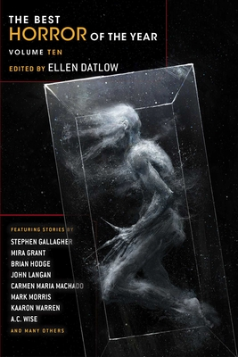 The Best Horror of the Year Volume Ten Cover Image