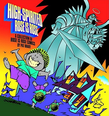 High-Spirited Rose Is Rose: A Collection of Rose Is Rose Comics Cover Image