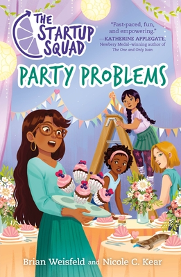 The Startup Squad: Party Problems Cover Image
