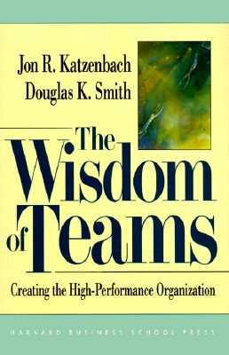 Cover for Wisdom of Teams