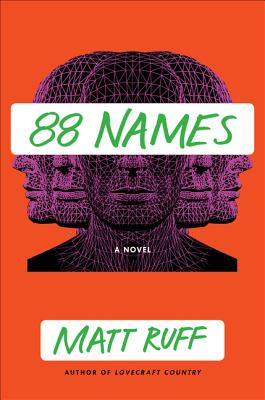 88 Names: A Novel Cover Image