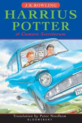 Harrius Potter Et Camera Secretorum Cover