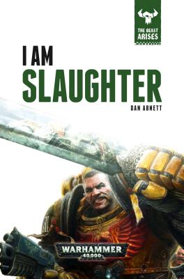 I Am Slaughter (The Beast Arises  #1) Cover Image