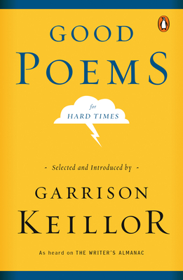 Good Poems for Hard Times Cover