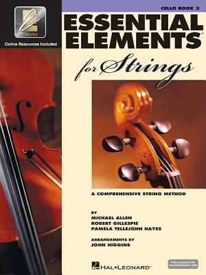 Essential Elements for Strings - Book 2 with Eei: Cello Cover Image