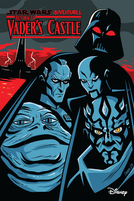 Star Wars Adventures: Return to Vader's Castle Cover Image