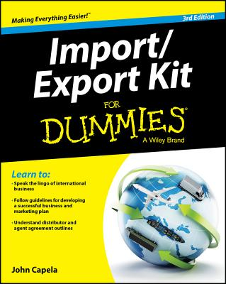Import / Export Kit for Dummies Cover Image