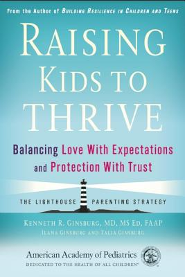 Raising Kids to Thrive Cover
