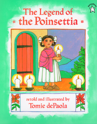 The Legend of the Poinsettia Cover Image