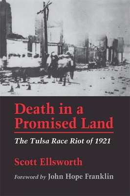 Death in a Promised Land: The Tulsa Race Riot of 1921 Cover Image