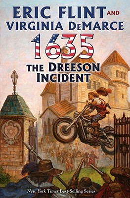 1635: The Dreeson Incident (The Ring of Fire #11) Cover Image