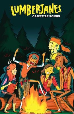 Lumberjanes: Campfire Songs Cover Image