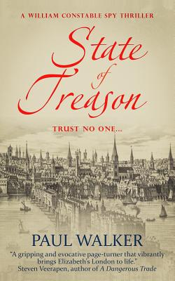 Cover for State of Treason