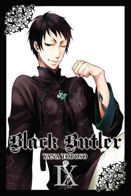Black Butler, Volume 9 Cover