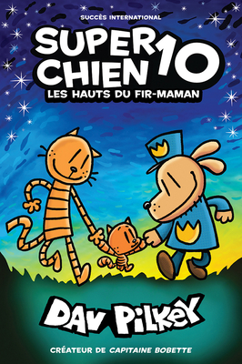 Super Chien: N° 10 Cover Image