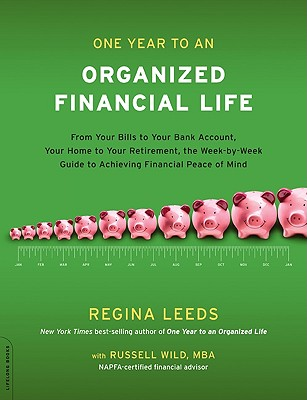 One Year to an Organized Financial Life Cover