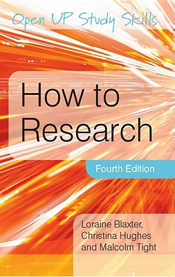 How to Research (Open Up Study Skills) Cover Image