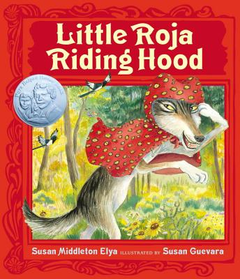 Little Roja Riding Hood Cover Image
