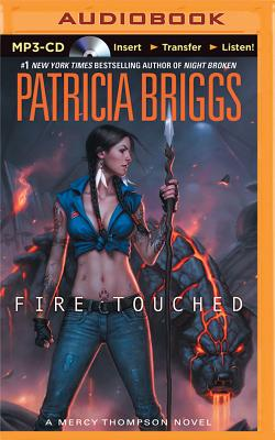 Fire Touched (Mercy Thompson Novels #9) Cover Image
